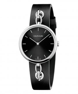 Calvin Klein Chain Relógio Mulher KBM231C1