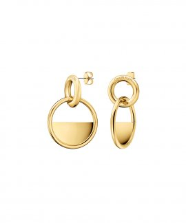 Calvin Klein Locked Joia Brincos Mulher KJ8GJE100100