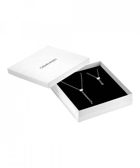Calvin Klein Valentine Set Joia Colar Pulseira Mulher KJ9999999974