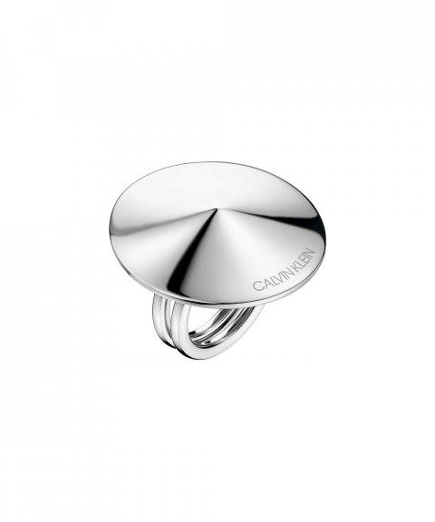 Calvin Klein Spinner Joia Anel Mulher KJBAMR0001