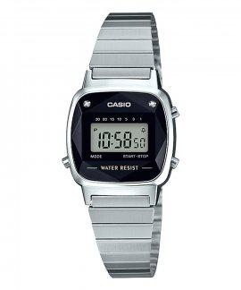 Casio Collection Retro Relógio Mulher LA670WEAD-1EF