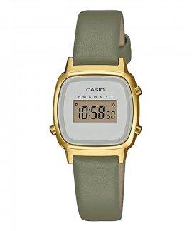Casio Collection Vintage Mini Relógio Mulher LA670WEFL-3EF