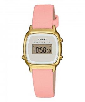 Casio Collection Vintage Mini Relógio Mulher LA670WEFL-4A2EF