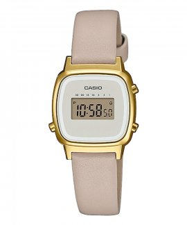 Casio Collection Vintage Relógio Mulher LA670WEFL-9EF