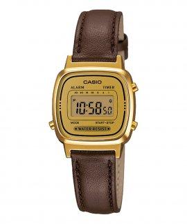 Casio Collection Retro Relógio Mulher LA670WEGL-9EF