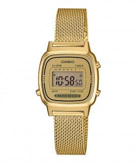 Casio Collection Vintage Mini Relógio Mulher LA670WEMY-9EF