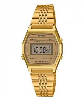 Casio Collection Retro Relógio Mulher LA690WEGA-9EF
