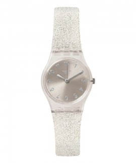 Swatch Time to Swatch Silver Glistar Too Relógio LK343E
