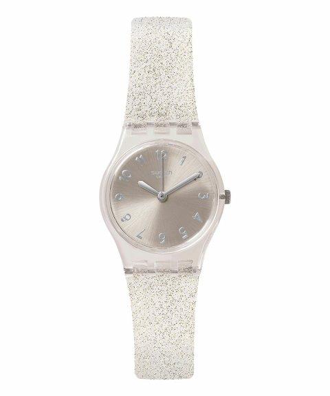Swatch Time to Swatch Silver Glistar Too Relógio LK343E