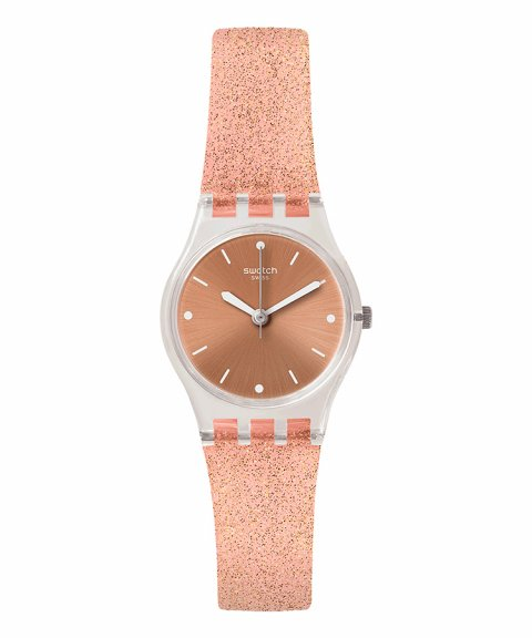 Swatch Time to Swatch Pinkindescent Too Relógio LK354D