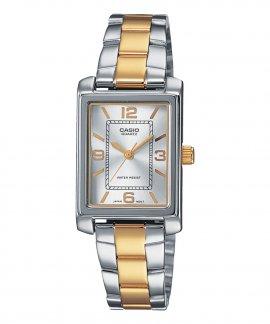 Casio Collection Relógio Mulher LTP-1234PSG-7AEF