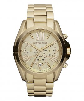 Michael Kors Bradshaw Relógio Mulher Chronograph MK5605