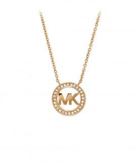 Michael Kors Pave Logo Joia Colar Mulher MKJ4732710