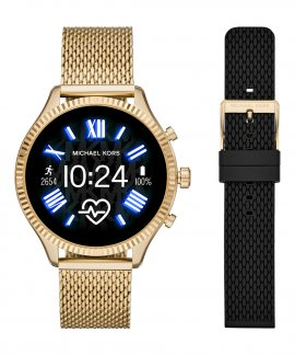 Michael Kors Access Lexington Gen 5 Gift Set Relógio Smartwatch MKT5113