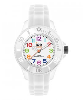Ice Watch Mini XS White Relógio MN.WE.M.S.12