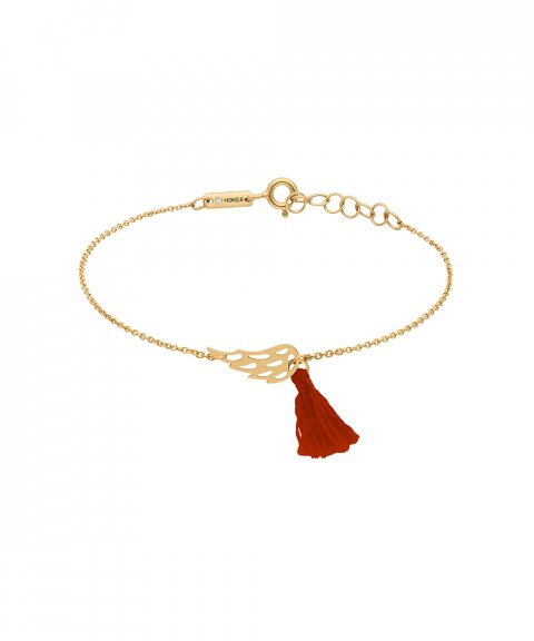 Monique Aile d´Ange Joia Pulseira Mulher Ouro 19.2K MQ19EPL000268D