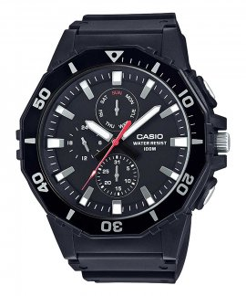 Casio Collection Diver Relógio Homem MRW-400H-1AVEF
