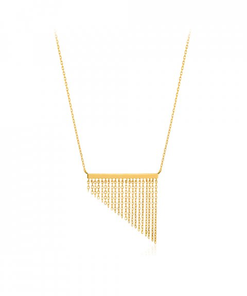 Ania Haie Fringe Appeal Joia Colar Mulher N013-02G