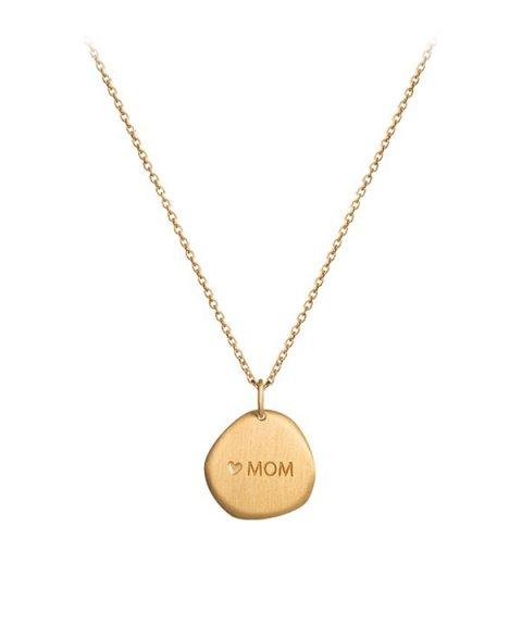 Omnia Love Mom Joia Colar Mulher N1682-D