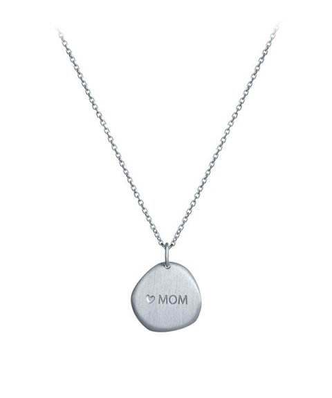 Omnia Love Mom Joia Colar Mulher N1682-P