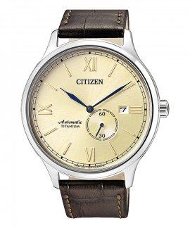 Citizen Super Titanium Automatic Relógio Homem NJ0090-30P