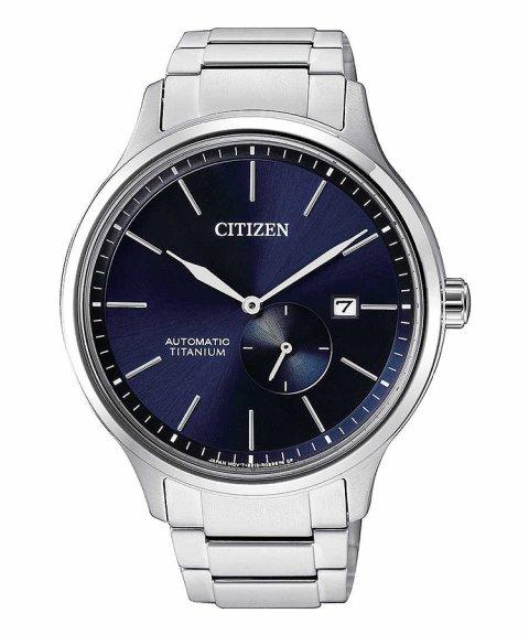 Citizen Super Titanium Automatic Relógio Homem NJ0090-81L