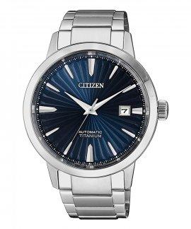 Citizen Super Titanium Automatic Relógio Homem NJ2180-89L