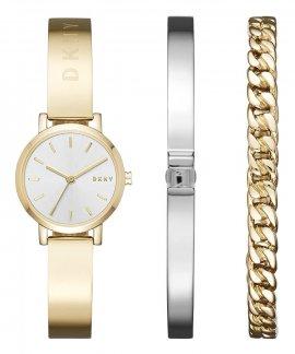 DKNY Soho Gift Set Relógio Pulseira Mulher NY2619