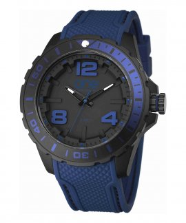 One Colors Dark Relógio Homem OA1988PA52T
