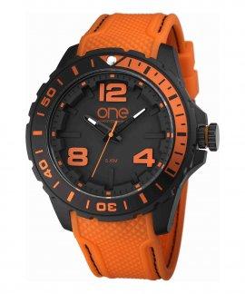 One Colors Dark Relógio Homem OA1988PL52T
