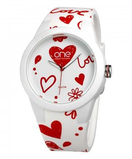 One Colors Love 2014 Relógio Mulher OA7141BV41N