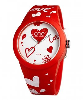 One Colors Love 2014 Relógio Mulher OA7141VV41N