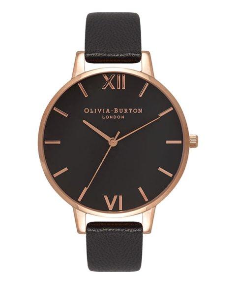 Olivia Burton Plain Big Relógio Mulher OB15BD66