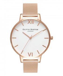 Olivia Burton Plain Big Relógio Mulher OB15BD79