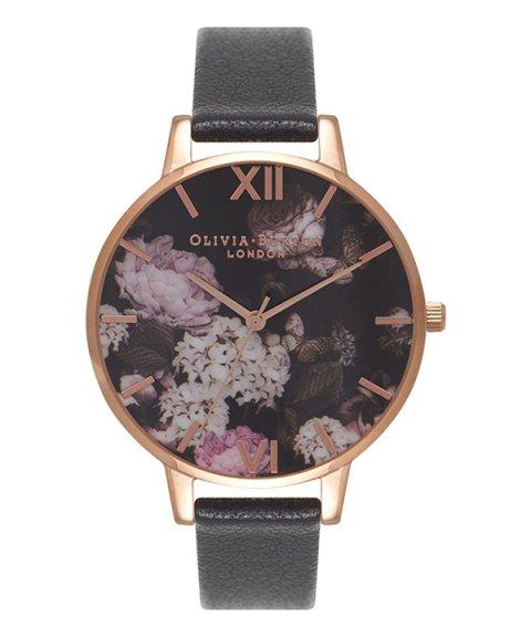 Olivia Burton Signature Floral Big Relógio Mulher OB15WG12