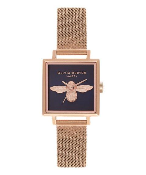 Olivia Burton Bee Square Relógio Mulher OB16AM96