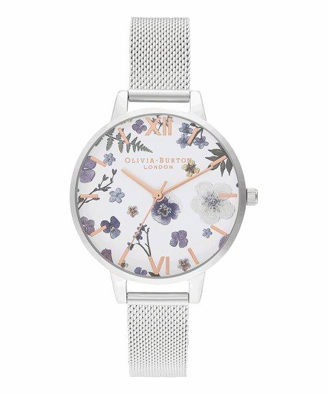 Olivia Burton Artisan Floral Demi Relógio Mulher OB16AR09