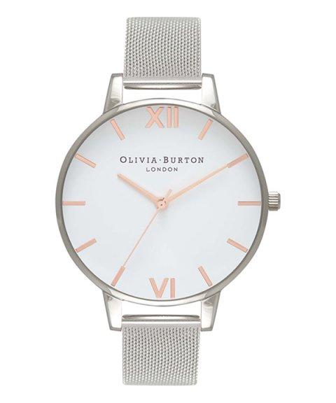 Olivia Burton Plain Big Relógio Mulher OB16BD97