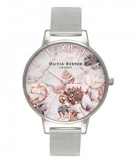 Olivia Burton Marble Floral Big Relógio Mulher OB16CS10