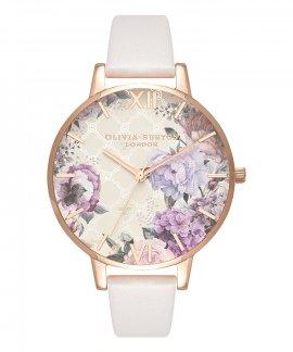 Olivia Burton Glasshouse Floral Big Relógio Mulher OB16EG97