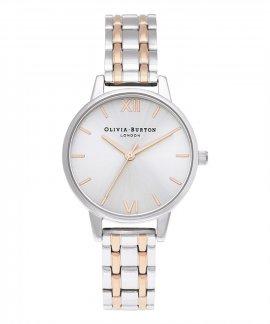 Olivia Burton Plain Midi Relógio Mulher OB16EN01