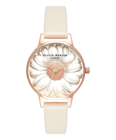 Olivia Burton Daisy Midi Relógio Mulher OB16FS101