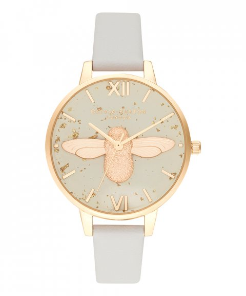 Olivia Burton Celestial Bee Demi Relógio Mulher OB16GD37
