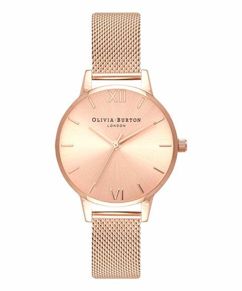 Olivia Burton Plain Midi Relógio Mulher OB16MD84