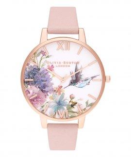 Olivia Burton Painterly Prints Big Relógio Mulher OB16PP44