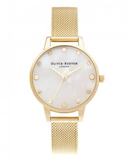 Olivia Burton Plain Midi Relógio Mulher OB16SE08
