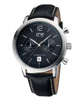 One Journey Relógio Homem Dual Time OG3187PP62B