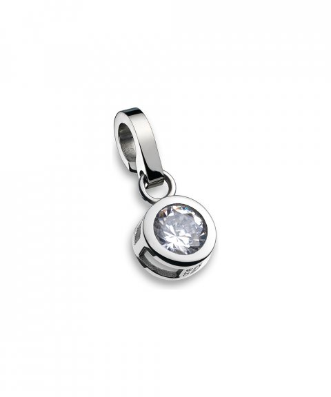 One Jewels Energy for Life Joia Charm Mulher Crystal OJEBC902
