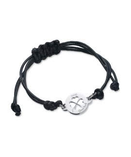 One Jewels Energy for Life Summer Joia Pulseira Mulher Good Luck OJEBCC32BK