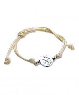 One Jewels Energy for Life Summer Joia Pulseira Mulher Good Luck OJEBCC32WH
